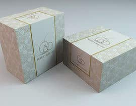#49 untuk Create Print and Packaging Designs for Berries & Blush tea light candle box oleh Med7008