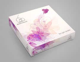 #4 untuk Create Print and Packaging Designs for Berries & Blush tea light candle box oleh vivekdaneapen
