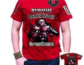 #3 untuk Design exactly similar t-shirt oleh granwakko