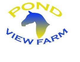 #4 untuk Design a Logo for Pond View Farm oleh manan54321