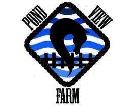 #3 untuk Design a Logo for Pond View Farm oleh diaoli