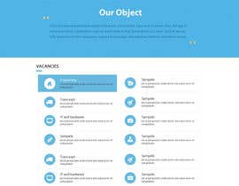 #14 for Recruitment website home page design af SadunKodagoda