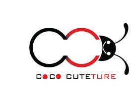 "#92 untuk Design a Logo for ""CoCo CUTEture"" oleh SuryaAlvin"