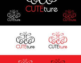 "#75 untuk Design a Logo for ""CoCo CUTEture"" oleh Erikaerika"