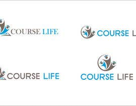 rahulwhitecanvas tarafından Design a Logo for course life için no 82