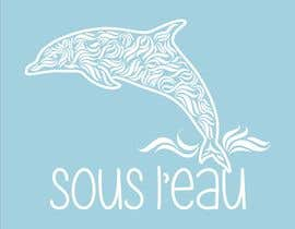 gr0uchyoldbag tarafından Design a T-Shirt for sous l'eau (underwater) için no 56