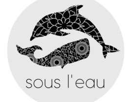 chanelleurie tarafından Design a T-Shirt for sous l'eau (underwater) için no 3