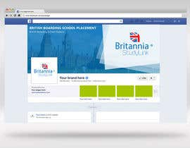 markshutter tarafından Design a Banner for Facebook (School Placement Company) için no 18