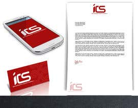 adhikery tarafından Design a Logo and Corporate Identity for International Corporate Solutions - ICS için no 18