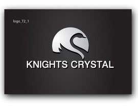 #88 untuk Design a Logo for Knights Crystal Ltd oleh mastasoftware
