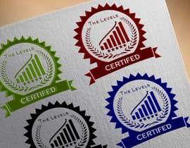 #25 untuk Design 'Certified Stamp' Logo oleh IAN255