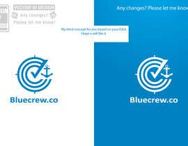 #21 untuk Design a Logo for BlueCrew.co oleh MarinaWeb