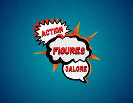 #13 untuk Design a Logo for My Toy Business Called Action Figures Galore oleh joeljrhin
