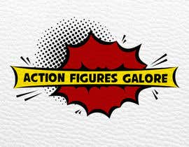 #10 untuk Design a Logo for My Toy Business Called Action Figures Galore oleh Motsomi