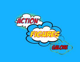 #21 untuk Design a Logo for My Toy Business Called Action Figures Galore oleh nidaafreen