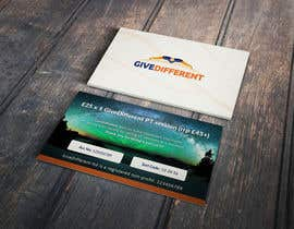 #34 untuk Business card design for a Non-Profit company offer oleh Fgny85