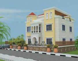 arch1asem tarafından Villa Exterior Design (3D rendering) için no 13