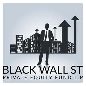 shanzaedesigns tarafından Design a Logo for  Black Wall St Private Equity Fund,L.P, için no 31