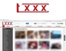 #31 untuk Stylish logo for porn website oleh Helen2386