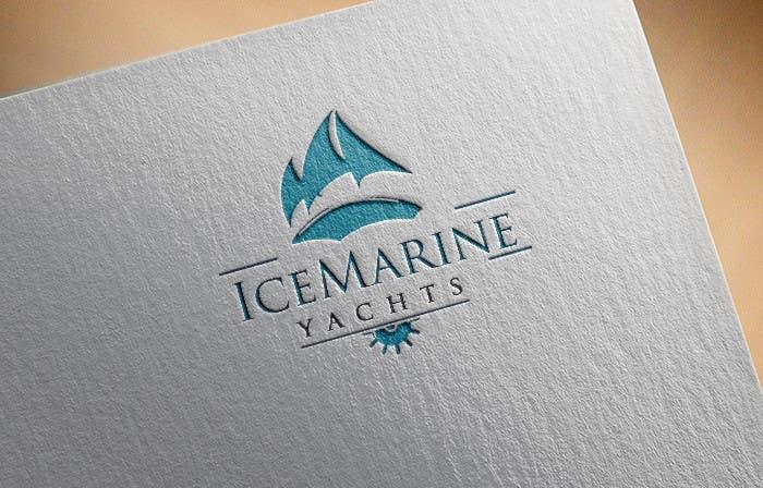 Penyertaan Peraduan #20 untuk Design a Logo for Ice Marine