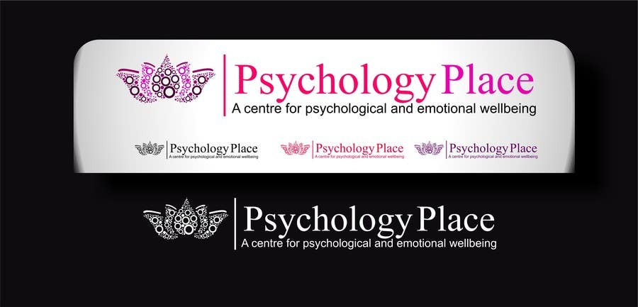"#34 for Design a Logo/Banner for ""Psychology Place"", possible additional project website design by uniqmanage"