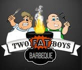 Graphic Design Entri Peraduan #24 for Design a Logo for  2 Fat Boys bbq foodtruck