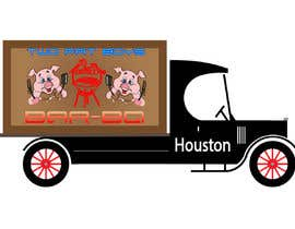 #33 for Design a Logo for  2 Fat Boys bbq foodtruck by szamnet