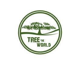 "Sukoediwibowo tarafından Design a Logo for ""Tree the World"" için no 112"