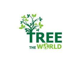 "partha198 tarafından Design a Logo for ""Tree the World"" için no 147"