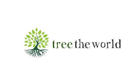 "cristinandrei tarafından Design a Logo for ""Tree the World"" için no 155"