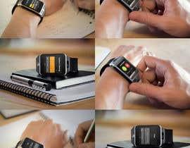 #20 for NASA Challenge: Astronaut Smartwatch App Interface Design. by layaweek