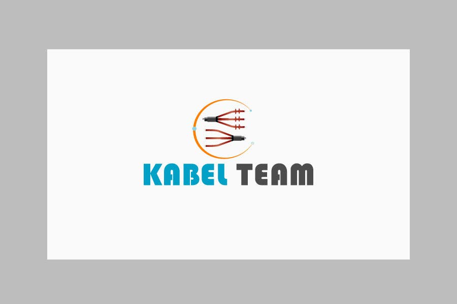 Contest Entry #49 for Design a Logo for  KABEL TEAM d.o.o. - starting a new electrical engineering bussiness