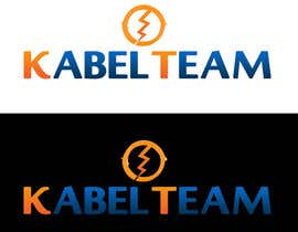 #123 para Design a Logo for  KABEL TEAM d.o.o. - starting a new electrical engineering bussiness por upenpatelsl