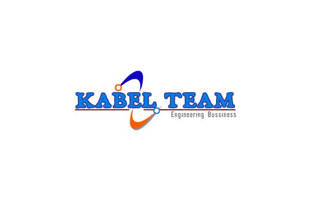Contest Entry #69 for Design a Logo for  KABEL TEAM d.o.o. - starting a new electrical engineering bussiness