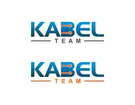 #113 para Design a Logo for  KABEL TEAM d.o.o. - starting a new electrical engineering bussiness por Superiots