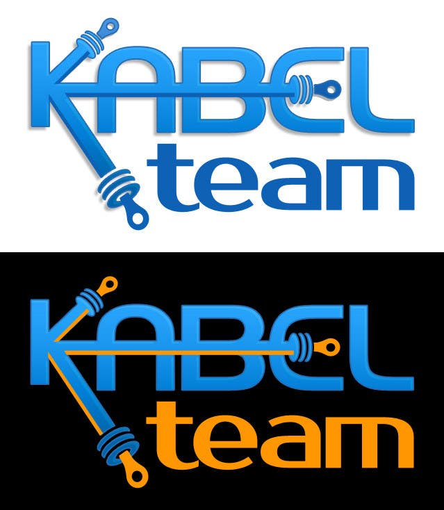 #122 for Design a Logo for  KABEL TEAM d.o.o. - starting a new electrical engineering bussiness by fgiacomino