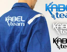#125 para Design a Logo for  KABEL TEAM d.o.o. - starting a new electrical engineering bussiness por fgiacomino