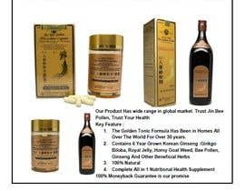 #9 untuk Write my Product Descriptions for: Ginseng Wellness Product oleh sabtu1023