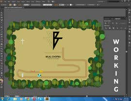 mbilalchopra tarafından Christmas Park Map için no 3