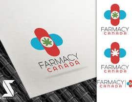 #115 untuk Design a Logo for Farmacy Canada oleh juanjenkins