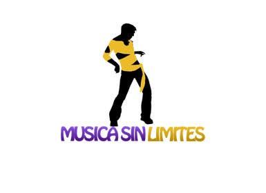 """aybber tarafından Diseñar un logotipo para """"MUSICA SIN LIMITES"""" un proyecto social donde se involucra la musica için no 2"""