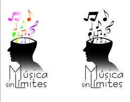 """kimmdg tarafından Diseñar un logotipo para """"MUSICA SIN LIMITES"""" un proyecto social donde se involucra la musica için no 16"""