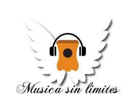 """margaeva tarafından Diseñar un logotipo para """"MUSICA SIN LIMITES"""" un proyecto social donde se involucra la musica için no 11"""