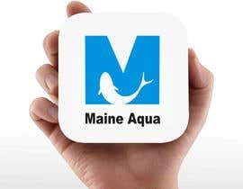porderanto tarafından Design a Logo for Maine Aqua için no 524