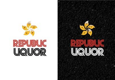 #269 for Design a Logo for republic liquor by DYNAMICWINGS