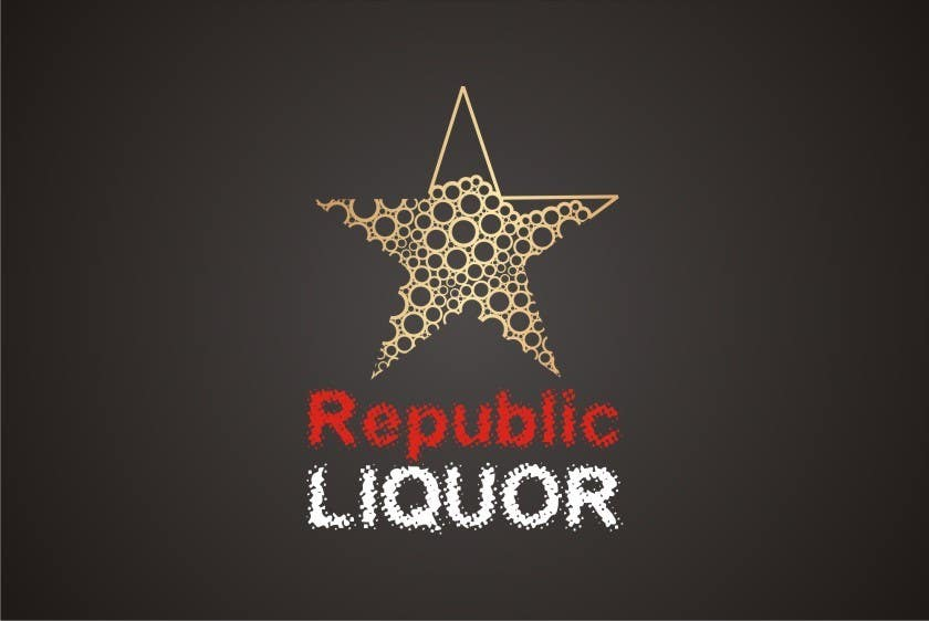 #326 for Design a Logo for republic liquor by suhas02