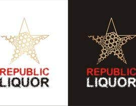 nº 352 pour Design a Logo for republic liquor par suhas02