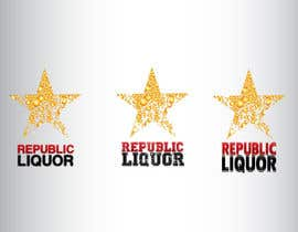 #346 para Design a Logo for republic liquor por GeorgeOrf