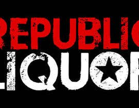 #357 para Design a Logo for republic liquor por jeimarcelino