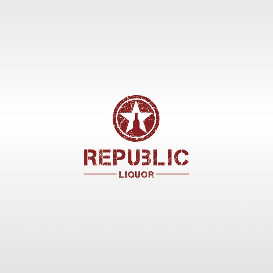 #49 for Design a Logo for republic liquor by smanakovv
